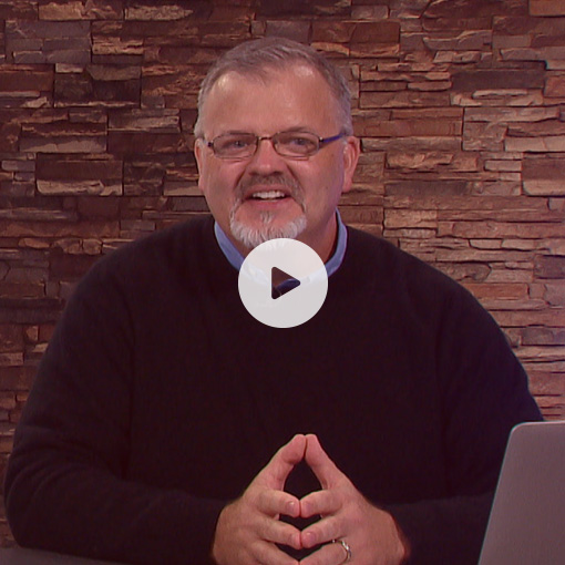 Video thumbnail showing Dr. James Barnes speaking
