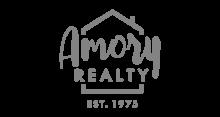 Amory Realty logo
