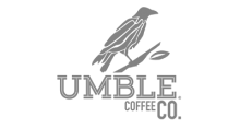 Umble Coffee Logo (gray)